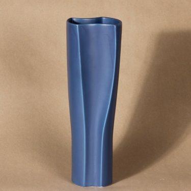 Arabia Zone maljakko, sininen, suunnittelija Kristina Riska,