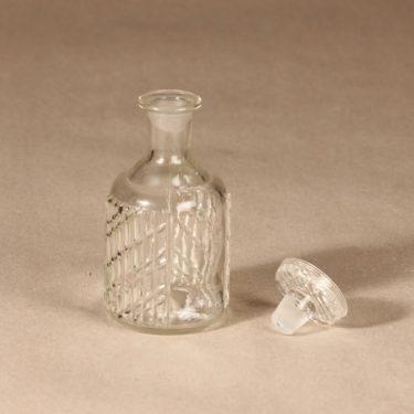 Riihimäen lasi Flindari karahvi, pieni, suunnittelija Nanny Still, pieni kuva 2