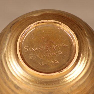 Savitorppa kuppi, käsindreijattu, suunnittelija , käsindreijattu, käsindreijattu, signeerattu kuva 2