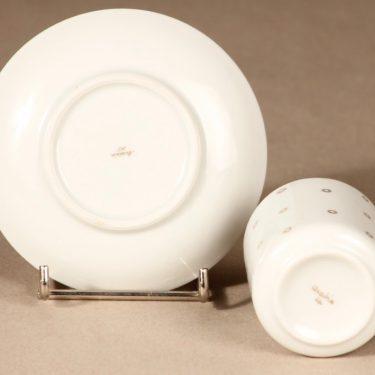 Arabia OC espresso cup, handpainted designer Esteri Tomula  3