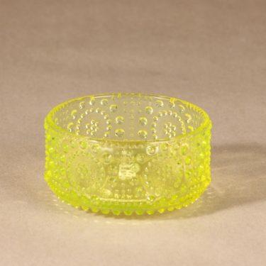 Riihimäen lasi Grapponia bowl designer Nanny Still