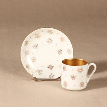 Arabia OC espresso cup, handpainted designer Esteri Tomula 2