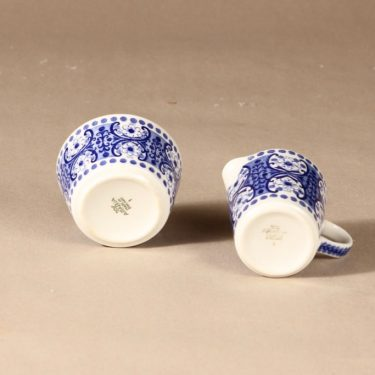 Arabia Ali sugar bowl and creamer designer Raija Uosikkinen 2