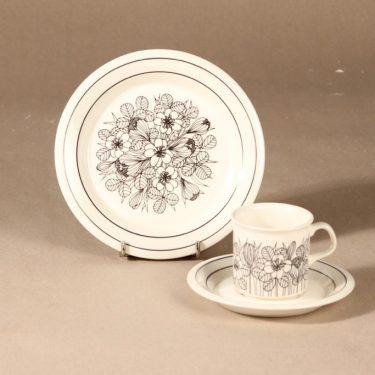 Arabia Krokus espresso cup designer Esteri Tomula