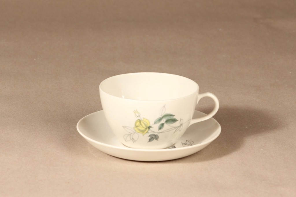 Arabia Julia coffee cup designer Hilkka-Liisa Ahola