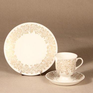 Arabia coffee cup 3 pcs