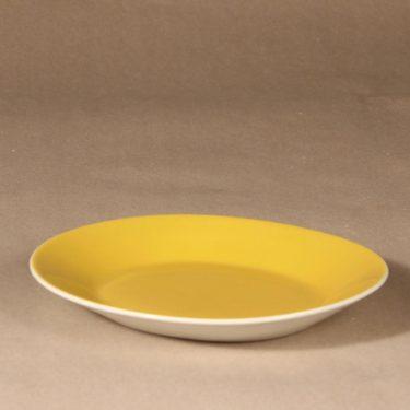Arabia Aatami lautanen, soikea, suunnittelija Birger Kaipiainen, soikea kuva 2
