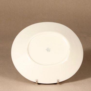 Arabia Aatami lautanen, soikea, suunnittelija Birger Kaipiainen, soikea kuva 3