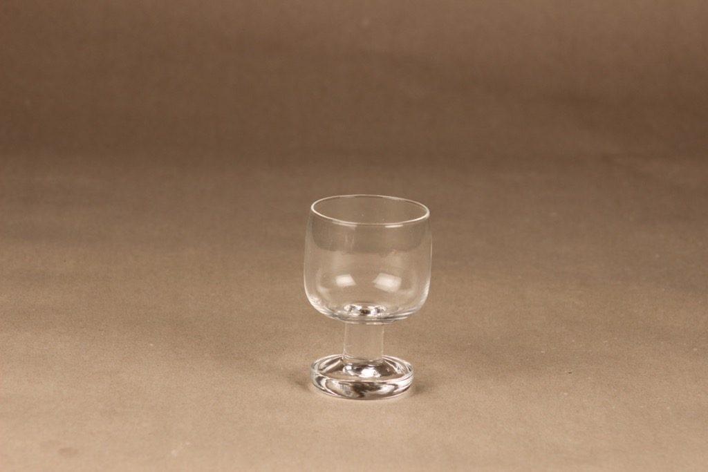 Jurmo cherry glass designer Timo Sarpaneva