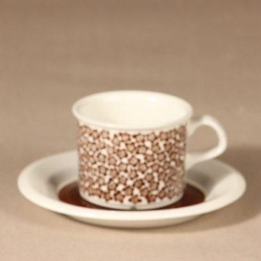 Arabia Faenza coffee cup 3 pcs designer Inkeri Seppälä 2