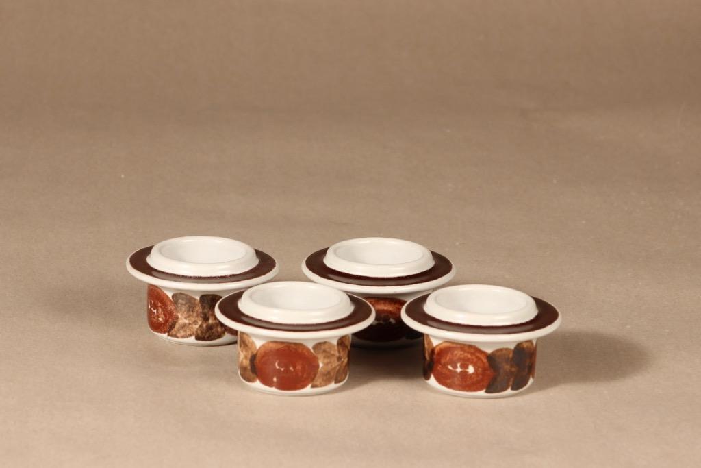 Arabia Rosmarin egg cups designer Ulla Procope