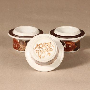 Arabia Rosmarin munakuppi, 4 kpl, 4 kpl, suunnittelija Ulla Procope, 4 kpl, käsinmaalattu kuva 2