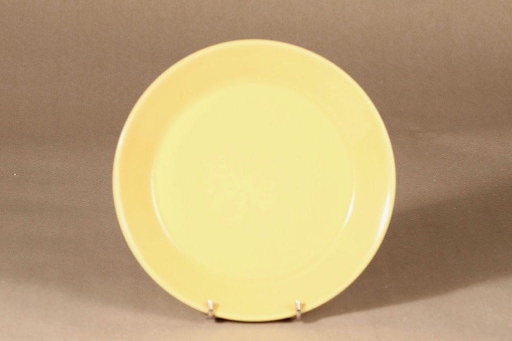 Arabia Kilta lautanen, matala, suunnittelija Kaj Franck, matala