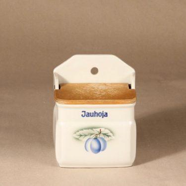 Arabia Luumu flour container designer Thure Öberg