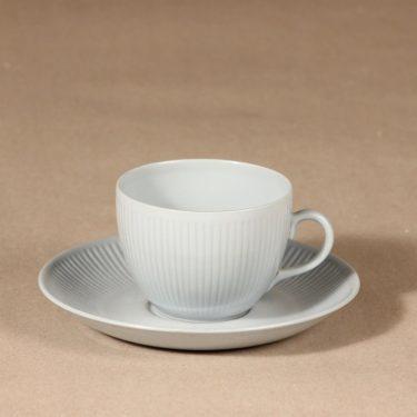 Arabia Sointu kahvikuppi, vaaleansininen, suunnittelija Kaj Franck,