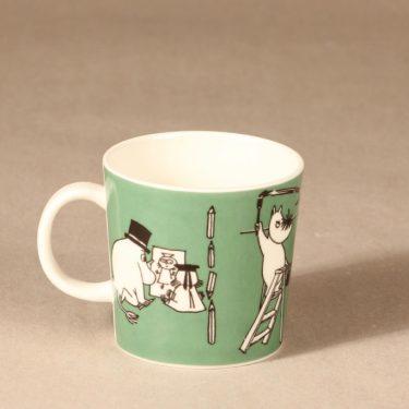 Arabia Muumi muki, Piirustus, suunnittelija Tove Slotte, Piirustus, serikuva kuva 3