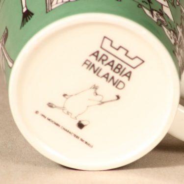 Arabia Muumi muki, Piirustus, suunnittelija Tove Slotte, Piirustus, serikuva kuva 4