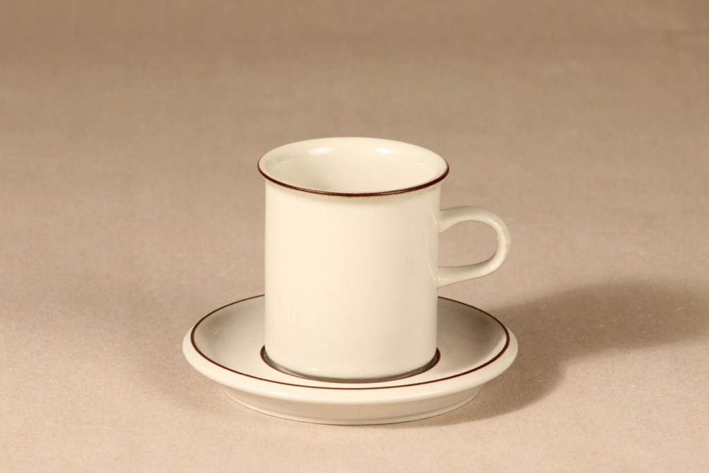 Arabia Fennica coffee cup designer Richard Lindh