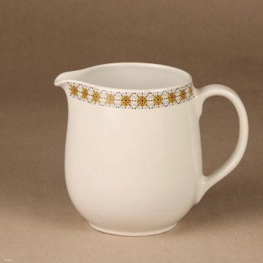 Arabia Tähti kaadin, 1 l, suunnittelija Raija Uosikkinen, 1 l, ornamentti, tähti