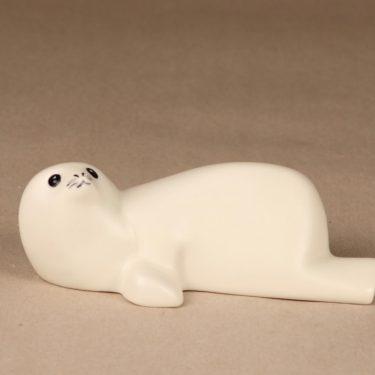 Arabia figuuri, hylje, suunnittelija Lillemor Mannerheim-Klingspor, hylje, signeerattu, WWF