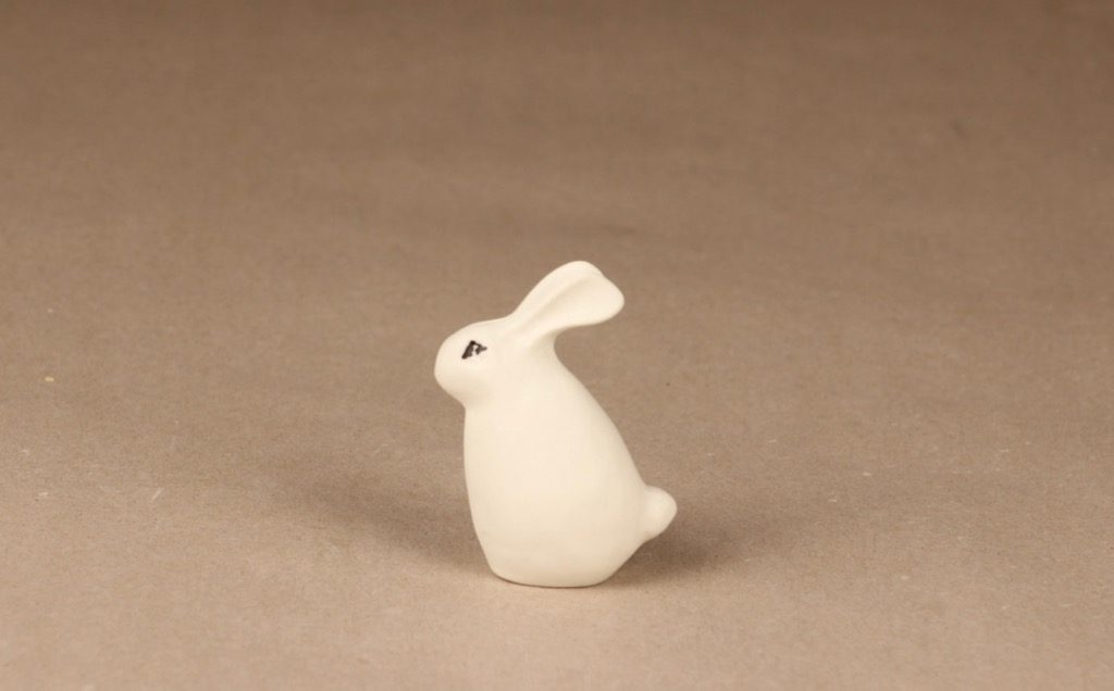 Arabia figure Mother Bunny designer Heljä Liukko-Sundström