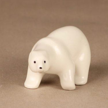 Arabia figuuri, karhu, suunnittelija Richard Lindh, karhu kuva 2