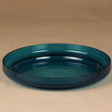 Riihimäen lasi Pomona serving plate designer Helena Tynell