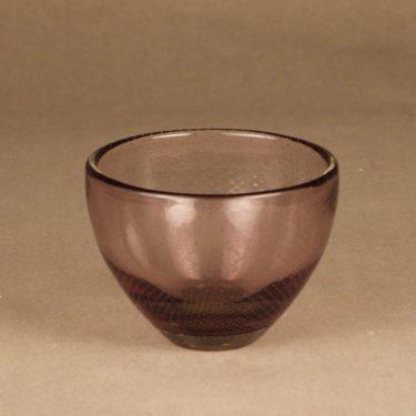 Nuutajärvi GN4 bowl, spike mold designer Gunnel Nyman