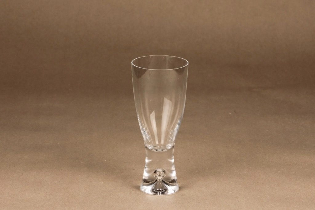 Iittala Tapio red wine glass 25 cl designer Tapio Wirkkala