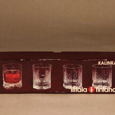 Iittala Kalinka lasi, 13 cl, suunnittelija Timo Sarpaneva, 13 cl kuva 3