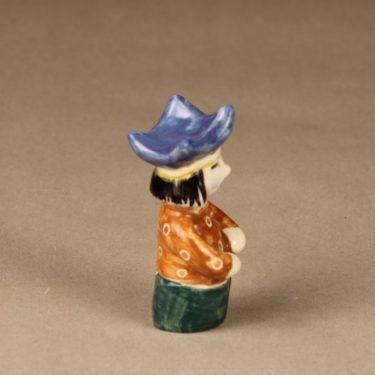 Arabia figuuri, Lappalainen, suunnittelija Annikki Hovisaari, Lappalainen kuva 2