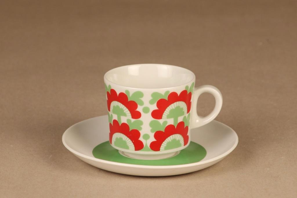 Arabia Unkari coffee cup