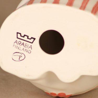 Arabia muumi figuuri, Muumimamma, suunnittelija Tuulikki Pietilä, Muumimamma, signeerattu kuva 4
