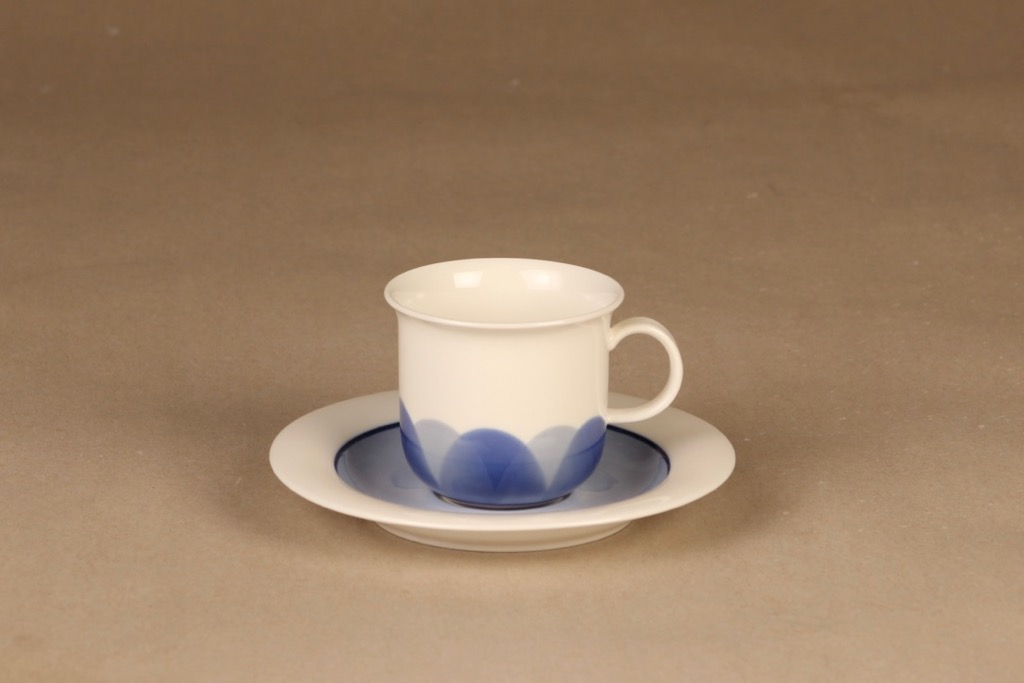 Arabia Pudas Arctica coffee cup designer Inkeri Leivo