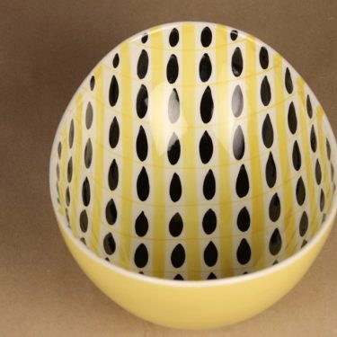 Arabia AR bowl, hand-painted designer Olga Osol 2