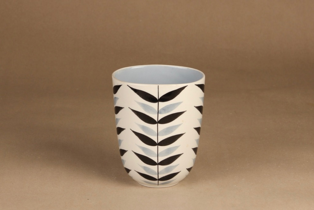Arabia vase hand-painted designer Olga Osol