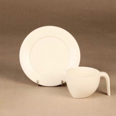 Iittala Ego kahvikuppi, valkoinen, suunnittelija Stefan Lindfors,  kuva 2