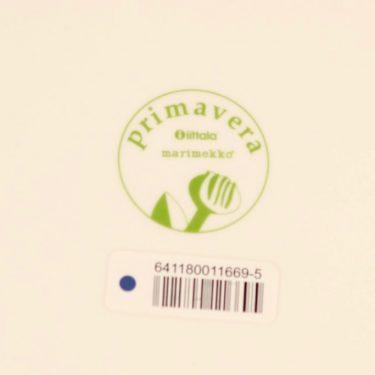 Iittala Primavera serving plate designer Maija Isola 2