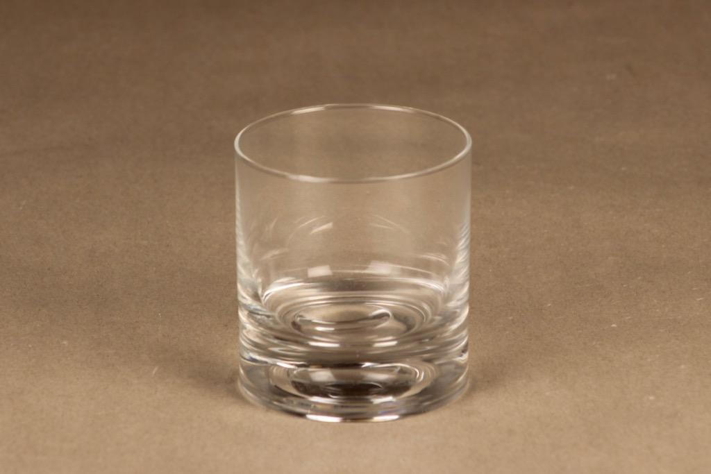 Iittala Full Moon lasi, kirkas, suunnittelija Oiva Toikka,