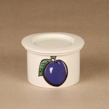 Arabia Tutti frutti jar designer Ulla Procope