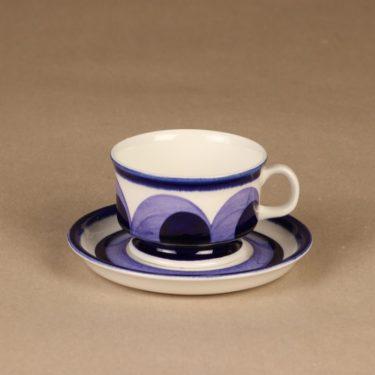 Arabia Paju espresso cup, hand-painted designer Anja Jaatinen-Winquist