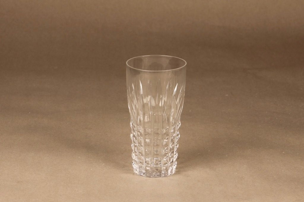 Riihimäen lasi Polar grog glass designer Aimo Okkolin