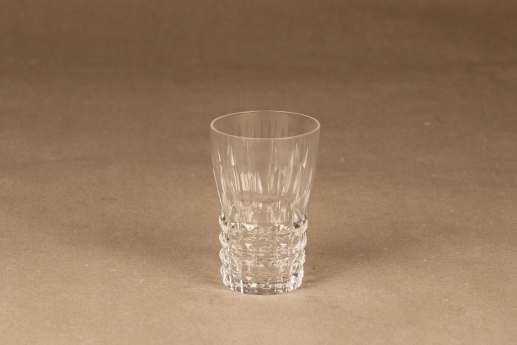 Riihimäen lasi Polar glass designer Aimo Okkolin