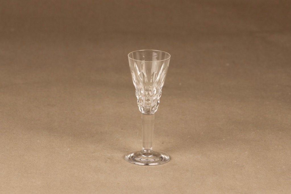 Riihimäen lasi Polar schnapps glass designer Aimo Okkolin