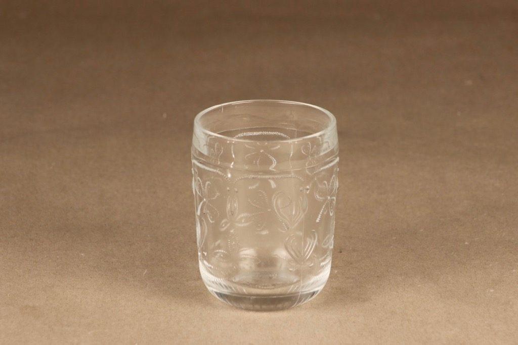 Nuutajärvi Apila glass, 2 pcs