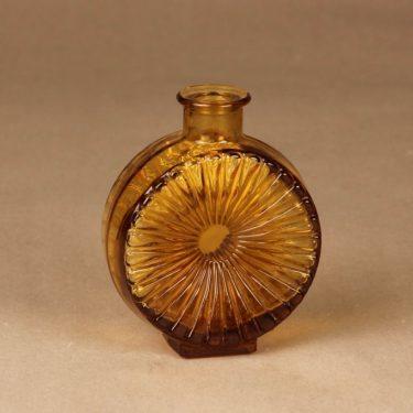 Riihimäen lasi 1394 Aurinkopullo designer Helena Tynell