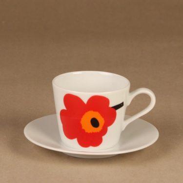 Marimekko coffee cup Unikko designer Maija Isola
