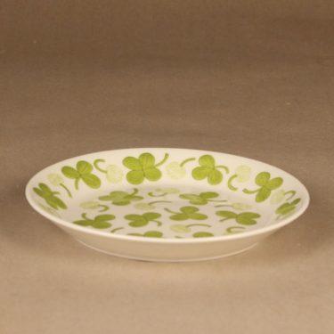 Arabia Apila lautanen, vihreä, suunnittelija Birger Kaipiainen,  kuva 2