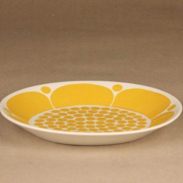 Arabia Sunnuntai lautanen, soikea, suunnittelija Birger Kaipiainen, soikea