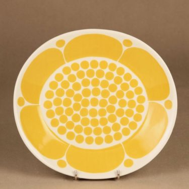 Arabia Sunnuntai lautanen, soikea, suunnittelija Birger Kaipiainen, soikea kuva 2